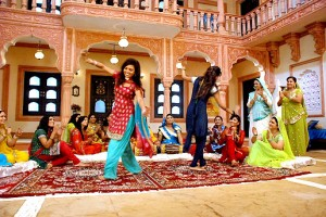 Kashmiri carpets on the sets of 'Yeh Rishta Kya kehtala hai'