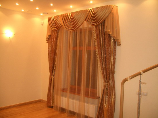 Drapes and more!