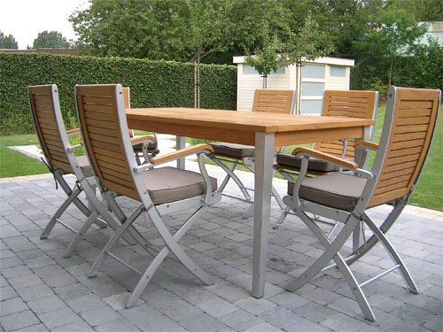 Patio furniture for your garden