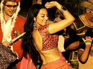 Sonakshi Sinha - the new Chammak Challo!