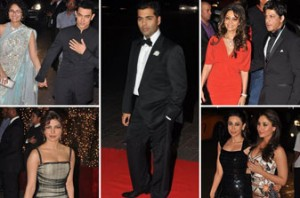 Karan Johar Birthday bash!